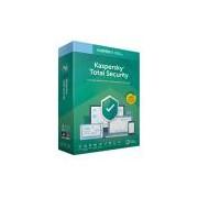 Antivirus Kaspersky Total Security 2019 - 1 Licença - 2 anos - Digital para download - Mac, Smartphone e PC