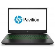 "HP Pavilion Gaming 15-cx0008ns Black Notebook 39,6 cm (15.6"") 1920 x 1080 Pixeles 2,20 GHz 8ª generación de procesadores Intel® Core™ i7 i7-8750H"