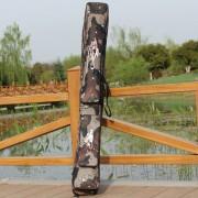 Camuflaje De Desierto De Doble Capa Impermeable, A Prueba De Humedad - Caña De Pescar Paquete Bolso De Pesca, Longitud: 1.2 M