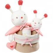 Бебешки подаръчен комплект - Garden Dreams - BabyFehn, 263695