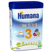 Humana 3 800g Natcare Mp