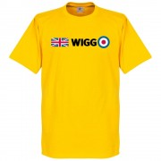 Retake Wiggo Yellow T-Shirt - M