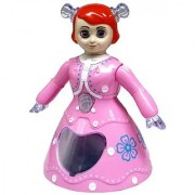 Doll Princess Dancing with Lights and Music (1Pc)