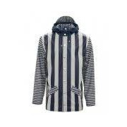 Rains-Regenjassen-LTD Jacket-Blauw