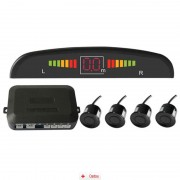 Senzori de Parcare SMSP120 + Car Kit Bluetooth