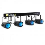 Beamz Light 4-Some - Juego de focos LED 5 piezas (Sky-153.739)
