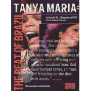 Video Delta Tanya Maria - The beat of Brazil - DVD