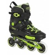 Playlife Inline Skates Legion zwart/groen maat 41