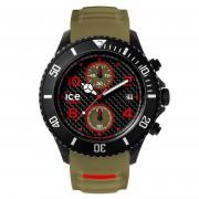 Ice-watch Montre Homme Carbon en Silicone kaki