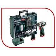 Электроинструмент Metabo PowerMaxx BS Basic Set 2x2.0 600080880