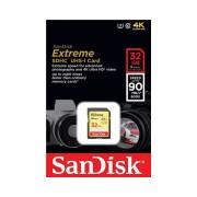 Memorijska kartica SD Extreme Secure Digital Cards 32GB SDSDXVE-032G-GNCIN