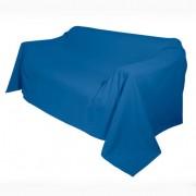 Bio-foulard, blauw