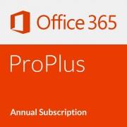 Microsoft Office 365 ProPlus - Abonament anual (un an)
