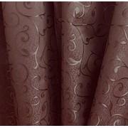 Mályva fehér pamutvászon kész sötétítő/Cikksz:01210491