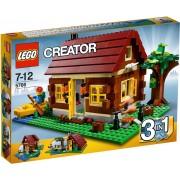 LEGO Creator Houthakkershut - 5766