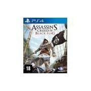 Game Assassins Creed IV Black Flag PS4