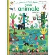 Bebe invata Prima mea enciclopedie ilustrata Primele animale