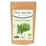 Orz Verde pudra Organic Noua Zeelanda 125gr