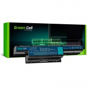 Bateria Green Cell para Acer Aspire, TravelMate, Gateway, P.Bell EasyNote - 4400mAh