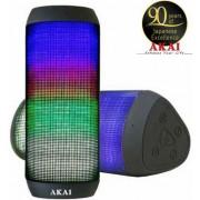 Boxa Portabila Akai ABTS-900, Bluetooth, NFC, Radio FM (Negru)