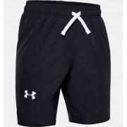 Under Armour Boys' UA Woven Shorts Black YLG