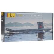Heller Daphne French Patrol Submarine (1/400 Scale)