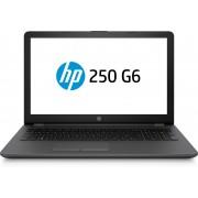HP Notebook 250 G6 i5-7200U / 15.6 FHD SVA AG / 4GB 1D DDR4 / 128GB Value with Connector / W10Home64 / DVD-Writer / 1yw / Jet kbd TP / Intel 3168 AC 1x1+BT 4.2 (QWERTY)