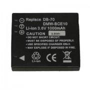 Dörr Li-Ion 1000mAh Ioni di litio 1000mAh 3.7V batteria ricaricabile