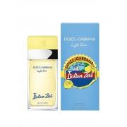 Apa de toaleta Dolce & Gabbana Light Blue Italian Zest, 100 ml, pentru femei