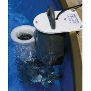 Bertényi típusú vízforgató 16 m³h teljesítménnyel VPE 160