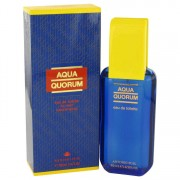 Aqua Quorum Eau De Toilette Spray By Antonio Puig 3.4 oz Eau De Toilette Spray