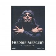 Freddie mercury. a king of magic Pd.