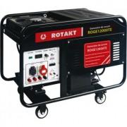 ROGE12000TE Generator 10kw trifazic + pornire electrica