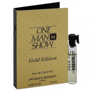 Jacques Bogart One Man Show Gold Vial (Sample) 0.05 oz / 1.48 mL Men's Fragrances 543911