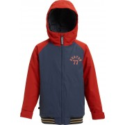 Burton Boys Gameday Jacke, Mood Indigo/Bitters M