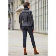 Goldbergh Couture Sports Jacket or Softshell Stirrup Trousers, 20 - Black - Softshell Stirrup Trousers