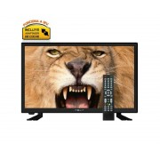 "Nevir Tv nevir 20"" led hd ready/ nvr-7418-20hd-n/ tdt/ hdmi/ incluye adatador de coche"