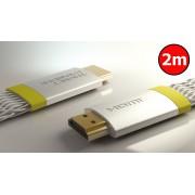 Thonet & Vander Pro HDMI-HDMI 1.4 3D kábel 2m White