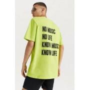 Studio Total T-Shirt Neon Tee Gul