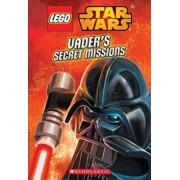 Vader's Secret Missions (Lego Star Wars: Chapter Book '2), Paperback/Ace Landers