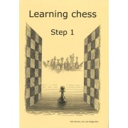 Learning chess Step 1 Workbook Pasul 1 Caiet de exercitii
