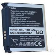 Samsung AB603443CU BQ Battery FOR G800 S5230 Star S5233 U700 - 100 Original