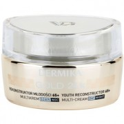 Dermika Gold 24k Total Benefit creme rejuvenescedor luxuoso 65+ 50 ml
