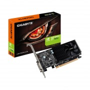 Tarjeta De Vídeo Nvidia GT 1030 Low Profile 2G GeForce 2GB GDDR5 PCI-E (GV-N1030D5-2GL)-Negro