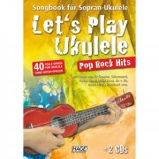 Hage Musikverlag Let's Play Ukulele Pop Rock Hits