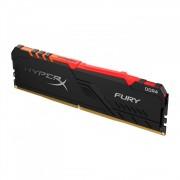 DDR4, 8GB, 3200MHz, KINGSTON HyperX Fury RGB, CL16 (HX432C16FB3A/8)
