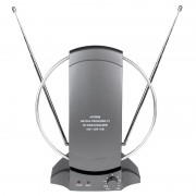 Antena TV de camera cu amplificare ANT0020, alimentare 12V