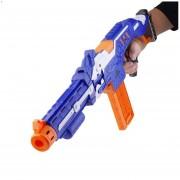 EB Pistolas De Juguete Eléctrico De Espuma Blanda Bullet Ráfagas Al Aire Libre Juguetes Para Niños - Multicolor