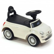 Masinuta pentru copii Baby Mix Fiat Ride-On White