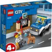 LEGO City Unitate de politie canina No. 60241